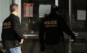 Police Raid 1