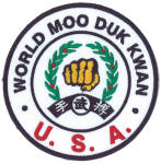 World Moo Duk Kwan USA Patch